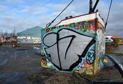 graffiti amsterdam (wojofoto) Tags: streetart holland amsterdam graffiti nederland netherland if ndsm wolfgangjosten wojofoto