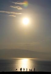 (K.Goldberg) Tags: camera light sunset sea sun sunlight nature colors beautiful beauty contrast canon lens landscape dead israel focus colorful magic ngc tamron 16300 canon60d 16300mm tamron16300