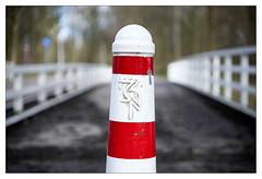 The stork, emblem of The Hague (leo.roos) Tags: bridge emblem lens prime nikon symbol denhaag fl brug thehague challenge a7 stork day63 ooievaar focallength primes lenzen dyxum loosduinen enlargerlens zwartepolder madestein darosa brandpuntsafstand enlarginglens leoroos elnikkor6328 dayprime vergroterlens dayprime2016