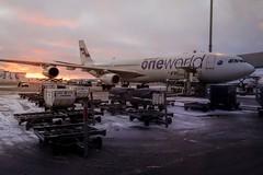 Airbus A340 - MSN 938 - OH-LQE (Matthias Harbers) Tags: photoshop plane finland flying airport helsinki sony finnair cybershot elements airline airbus labs dxo traveling hel jetplane vantaa topaz helsinkivantaa flygplats helsinkiairport rx100 helsingforsvanda