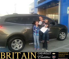 #HappyBirthday to Kristi from Mike Donahoe at Britain Chevrolet Cadillac! (britainchevrolet) Tags: new chevrolet car sedan truck happy dallas texas allen britain tx pickup cadillac used vehicles chevy bday dfw plano van minivan suv coupe greenville dealership frisco mckinney shoutouts dealer customers metroplex preowned