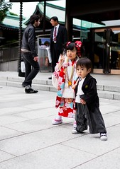 DSCF4497.jpg (Morten Fjeldheim) Tags: street city trip food japan night children temple photography tokyo parents shrine downtown day chef solo yukata fujifilm kimono tradition meiji 2014 xt1