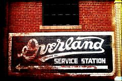 Our Sponsor (Groovyal) Tags: art car wall photography store texas garage ad gas advertisement commercial oil motor mechanic sponsor abilene servicestation overland abilenetexas oursponsor groovyal