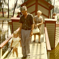 A Day At The Zoo (1969) (Jules (Instagram = @photo_vamp)) Tags: summer film zoo michigan uncle aunt childrenszoo saginawmichigan