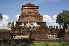 _GRL7626 (TC Yuen) Tags: architecture thailand ruins asia southeastasia buddha unesco worldheritage norththailand ancientcapital