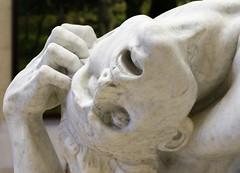 Gros plan sur... L'abme de Becquet (arnauddeschamps49) Tags: paris france monument statue europe ledefrance muse capitale marbre musedorsay obelisque abime commmoratifhonorifiqueoudcoratif