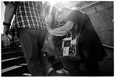 Astoria, Budapest, 8/2015 (Attila Glncsr) Tags: camera blackandwhite film lens lensflare astoria leicam6 ilfordhp5plus 2015 metr voigtlandercolorskopar21mmf4ltm bdpstr