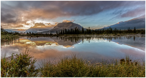 2015 Image of the Year - Vermillion Lakes by Steve Ornberg