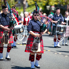 50th Annual Piedmont 4th of July Parade, Piedmont, California (Thomas Hawk) Tags: california usa holiday america unitedstates unitedstatesofamerica parade fourthofjuly eastbay bagpipes july4th 4thofjuly july4 piedmont independanceday stewarttartanpipesdrums