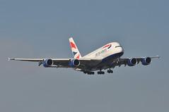 'BA34N' (BA0208) MIA-LHR (A380spotter) Tags: london heathrow landing finals airbus a380 ba arrival approach britishairways 800 lhr baw iag egll 09l shortfinals mialhr runway09l gxlea internationalconsolidatedairlinesgroupsa msn0095 ba34n ba0208 800igw