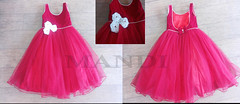 RUBY FROCK (Satish singh Fashion Designer) Tags: baby cute designer frock