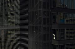 Tokyo 3906 (tokyoform) Tags: chris people urban japan architecture canon buildings dark japanese tokyo site construction asia alone skyscrapers un   japo japon giappone seul tokio  6d jepang japn   allein shibuyaku  jongkind tkyto   chrisjongkind tokyoform