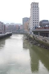 Bilbao - una vista pacífica río arriba (Towner Images) Tags: city spain bilbao basque euskadi towner townerimages
