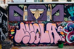 Mudo and Skola (mike ion) Tags: brazil brasil graffiti sp throw fill skola mudo scola sao paulo so
