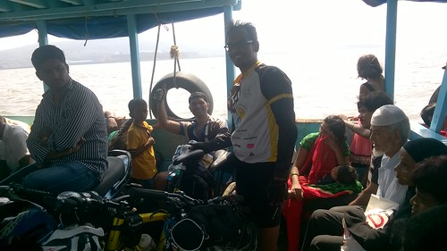 Day 1: Ferry Ride from Rajpuri to Dighi