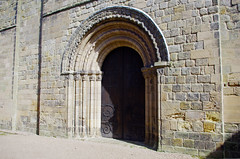 Melbourne Church - St Michael with St Mary (great west doorway) (Graham Woodward) Tags: manorhouses melbournechurch melbournederbyshire derbyshirehouses stmichaelwithstmarymelbourne
