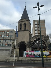 Eglise Saint-Pierre-Saint-Paul de Colombes (stefff13) Tags: eglise colombes saintpierresaintpaul