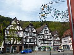 Neuenbrg (Enz) / Schwarzwald (thobern1) Tags: schwarzwald blackforest halftimbered colombage fachwerk truss enz enztal badeenwrttemberg