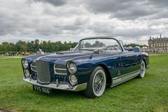 1957 FACEL VEGA FV 2B Cabriolet (el.guy08_11) Tags: france voiture collection 1957 fr chantilly picardie facelvega