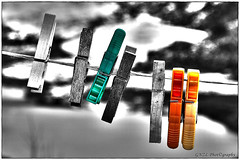 La pinza (GNZL Photography) Tags: pinzas composición desaturación