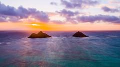 NA Mokulua ( The Mokes) Oahu (jberther) Tags: hawaii us unitedstates kailua