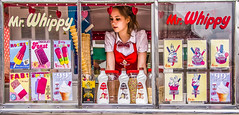 Mr Whippy (phil anker) Tags: street people outdoor icecream whippy
