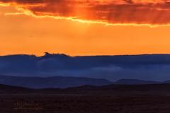 Sunrise (inlightful) Tags: morning sunset sky sun sunshine weather clouds sunrise evening sunrays sunbeams crepuscularrays wavecloud kelvinhelmholz