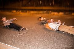 AlexandraCanal_20160418_7100 (alecanal93) Tags: longexposure nightphotography night umbrella canon lights skateboarding hill skaters skate skateboard skater canon5d panning speedlight markiii cuffin skatephotography canon5dmarkiii skatephotographer