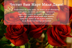 march-8th (Galia Nikolaeva) Tags: birthday morning flowers plants house holiday plant abstract flower love evening poem bright guitar valentine special thank card setup bouquet indore occasion greeting