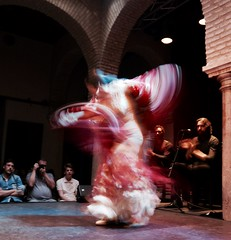 Flamenco the last (archidream) Tags: show music love dance spain dancer flamenco spagna siviglia