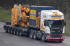 Ainscough Scania (.....cowboybuilder.....) Tags: scania streamline topline ainscough