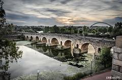 Puente Romano-Merida (Aleticop) Tags: merida puentes fuentes rios proserpina