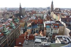 Breslau149 (mitue) Tags: kirche wroclaw breslau vonoben nks stmariamagdalena magdalenenkirche