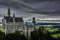 One out of Millions...... (kanaristm) Tags: castle germany bavaria europe neuschwanstein hohenschwangau fssen