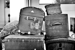 Luggages and Lifes. Ellis island, NY summer 2013. (Emanuele Barcali) Tags: plaza city shadow vacation bw usa ny newyork black bus statue museum brooklyn night skyscraper river liberty grey monocromo us newjersey memorial jerseycity day state withe centralpark harlem manhattan library taxi worldtradecenter broadway newyorkpubliclibrary 5thavenue timessquare brooklynbridge figure eastriver jersey guggenheim hudson marines fifthavenue rockefeller met avenue apollo 5th bigapple metropolitan metropolitanmuseum ellisisland publiclibrary guggenheimmuseum thebigapple blackwithe apollotheater libertystatue metropoli newworldtradecenter neverforgotten avenuegrand oneworldtradecenter centerrockefellerempire buildingempirechrysler evenuelexington centralgrandcentralterminal buildingchryslerstationrailwaypark