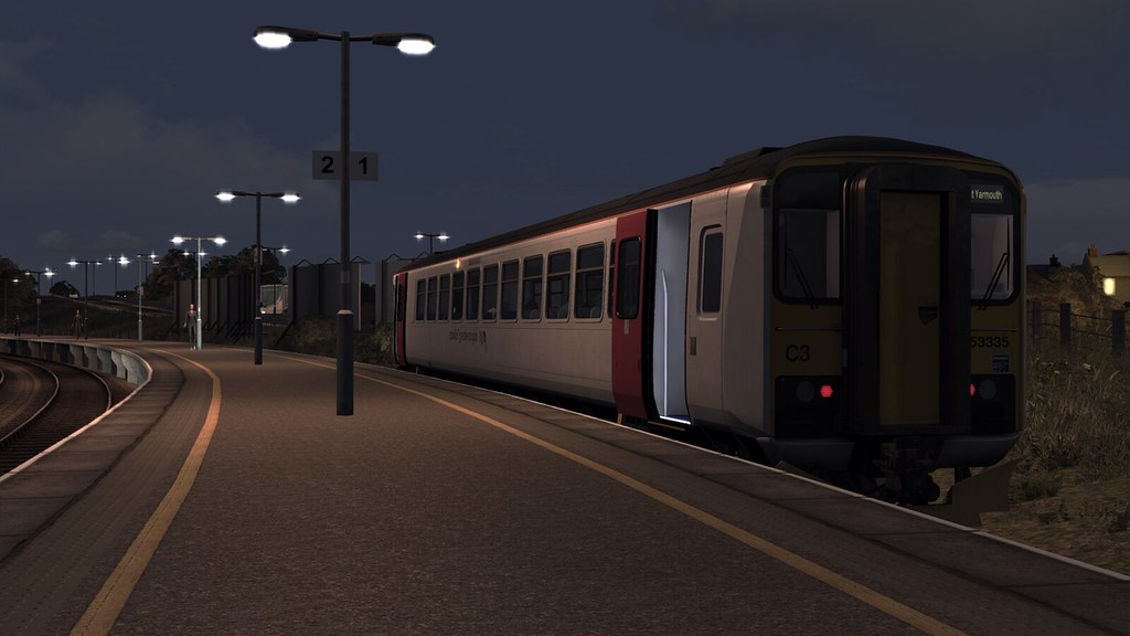 The World's Best Photos of justtrains and sim - Flickr Hive Mind
