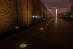 washinton DC Vietnam war memorial (nguyentruyen344) Tags: dc memorial war washibgton nietname