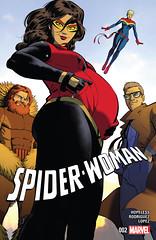Spider-Woman # 2 (Javier The Rodriguez) Tags: dennis lopez marvel javier alvaro rodriguez hopeless spiderwoman