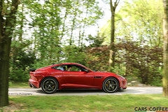 STG (Diego Bonometti) Tags: red cars glass coffee true car sport canon photography photo blood diego f r type jaguar through panning stg seen brescia supercar bonny 2016 ftype seenthroughglass carsandcoffee youtuber bonometti bonnny