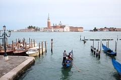 San Giorgio Maggiore (http://visiteursdumonde.com) Tags: venice venise venezia grandcanal piazzasanmarco sangiorgiomaggiore gondole