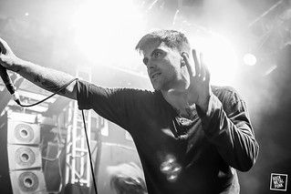 30.04.2016 - Saosin at O2 Academy Islington // Shot by Alba Fle