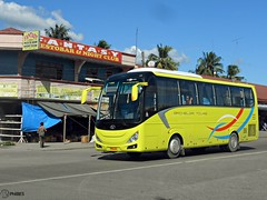Bachelor Tours 431 (Monkey D. Luffy 2) Tags: road city bus public del photography photo coach nikon philippines transport s vehicles e transportation coolpix daewoo vehicle viking society hino davao coaches norte rk aspire philippine enthusiasts tagum philbes j08c rk1jmt