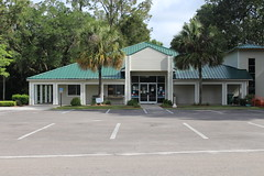 Gilchrist County Public Library, Trenton (MJRGoblin) Tags: florida library trenton 2016 gilchristcounty