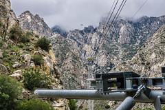 Palm Springs Aerial Tramway (eboess101) Tags: california observationdeck mtsanjacintostatepark palmspringsaerialtramway chinocanyon