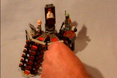Lego 75137 - Carbon-Freezing Chamber [Video] (Darth Ray) Tags: star lego freezing solo chamber bobafett boba wars carbon han hansolo fett carbonite 75137 carbonfreezing ugnaught hansoloincarbonite