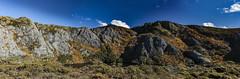 Crater Lake, Tasmania (Steven Penton) Tags: park mountain lake stclair australia crater tasmania cradle natioal