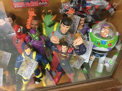 Kracker Jack Collectibles (splinky9000) Tags: world ontario man men green trek buzz t jack toy toys prime star spider mr metro market action steel cyclops x superman retro kingston story twitch transformers goblin spock lightyear optimus flea thor figures kracker collectibles pickers of