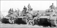 German Panzer II Luchs crews posing for a photo (1940) [821x401] #HistoryPorn #history #retro http://ift.tt/1VWRRuP (Histolines) Tags: history for photo 1940 posing retro ii german timeline panzer crews luchs vinatage historyporn histolines 821x401 httpifttt1vwrrup