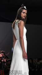 INMACULADA GARCA (ElPersonal.es) Tags: barcelona fashion cristina moda desfiles week bridal jordi jess fira novias 2016 diseadores pronovias dalmau tamborero peir