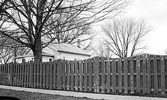 Fence In Hollowayville, Illinois (ilgunmkr - Thanks for 4,000,000+ Views) Tags: fence illinois bureaucountyillinois fencefriday hollowayvilleillinois